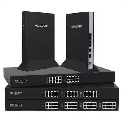 neogate VOIP telephone adaptor