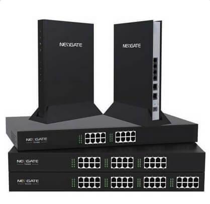 neogate VOIP telephone adaptor