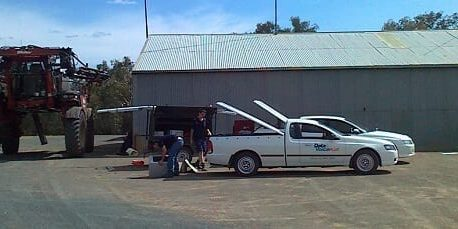 Phone Service Vehicles